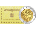 Vatican 2 Euro International Year of Astronomie 2009