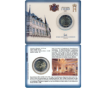 Luxembourg 2 Euro Grand Ducal Palace