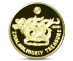 Zhalaulinskiy Treasure 100 Tenge Gold 2009