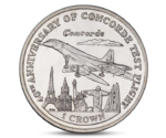 40th Anniversary of the Test Flight of the Concorde