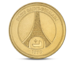 France 1.5 Euro Paris Saint Germain