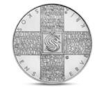Czech 200 CZK Red Cross Silver 2019