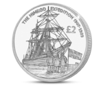 Centenary of Shackleton's Nimrod Expedition Coin