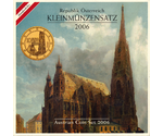 Austria Official Mint Set 2006