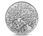 Czech 500 CZK Battle of Zborov Silver 2017