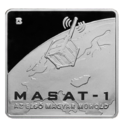Masat-1. The launch of the first Hungarian satellite