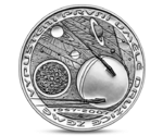 Czech 200 CZK Sputnik First Earth Satellite Silver 2007 Proof
