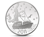 Protecting the Baltic Sea 20 Euro Silver
