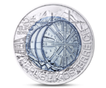 Silver Niobium Coin - Tunnel Construction